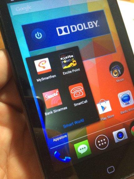 Aplikasi keren Smartfren