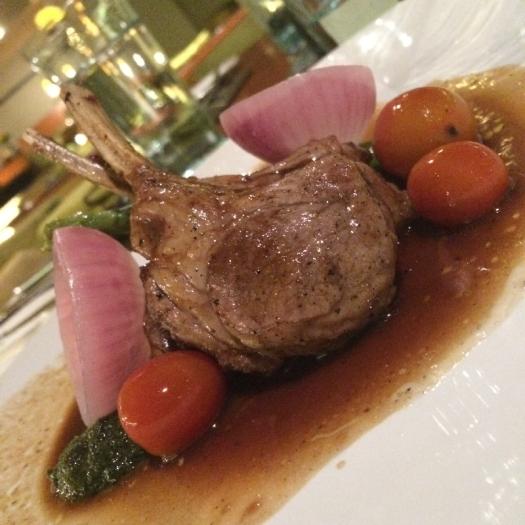 SUPER TASTY Lamb Chop!